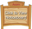 Acorn Nursery Notice Board